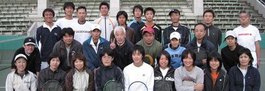 2010 KIONテニスキャンプin千葉