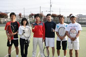 KIONテニスキャンプinロイヤルSC