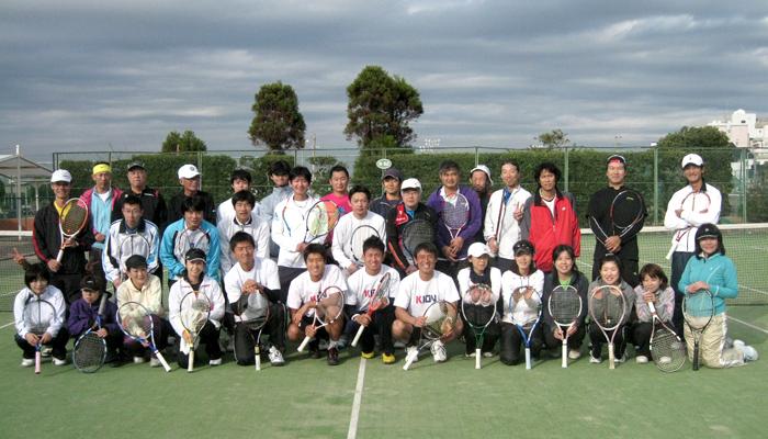KIONテニスキャンプ