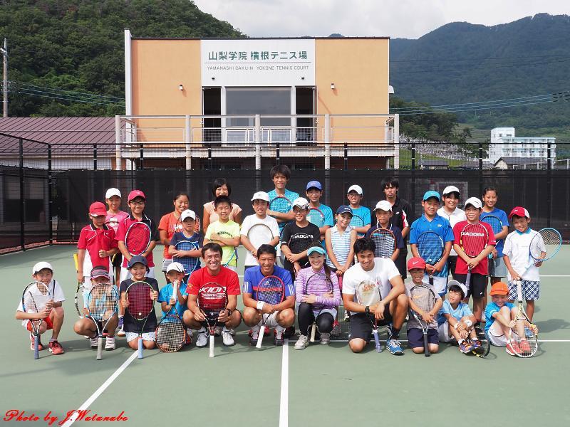 第10回KIONチャレンジJr.テニスキャンプ終了
