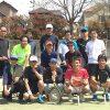 大人のための1dayテニスクリニック終了