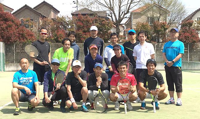 大人のための1dayテニスキャンプ終了