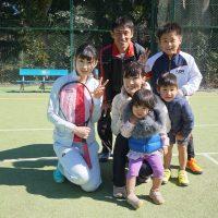 親子 de Tennis ~AKB48 佐藤朱とテニスしよう!