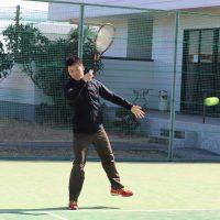 大人のためのテニスキャンプ