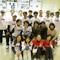 チームKION荒川区テニス連盟新春男女別団体戦トーナメント男子優勝・女子コンソレ優勝