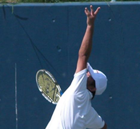 毎日テニス選手権