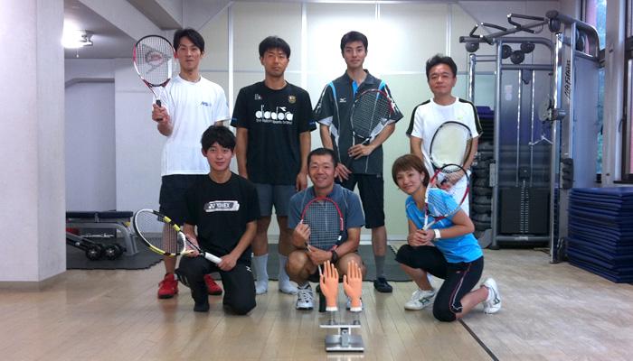 プライマリーモーションテニス講習会