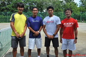第9回 KIONチャレンジJr.テニスキャンプ 無事終了