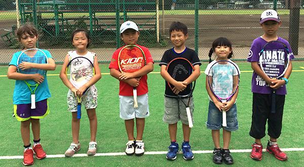 東京こどもテニス教室