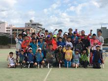 第11回KIONチャレンジJr.テニスキャンプ