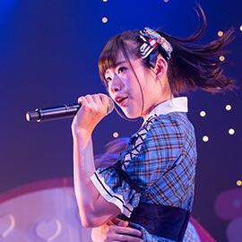 AKB48(チーム8)佐藤朱
